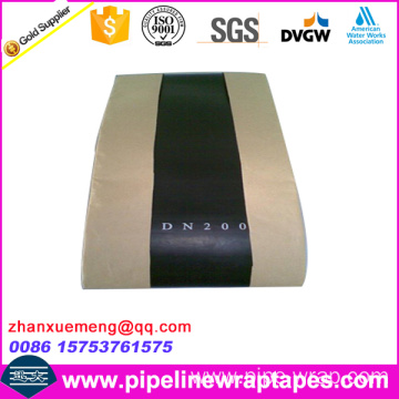 Heat Shrinkable Polyethylene Anti-corrosion Pipe Wrap Tape